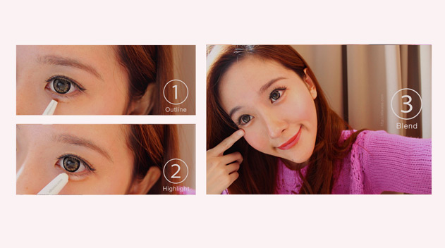 DIY Aegyo Sal Dark Eye Circles by Dr Gerard Ee Singapore